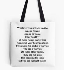 The infernal devices  Tote Bag