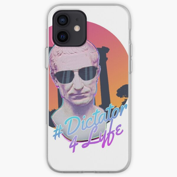 Dictador 4 Lyfe Funda blanda para iPhone