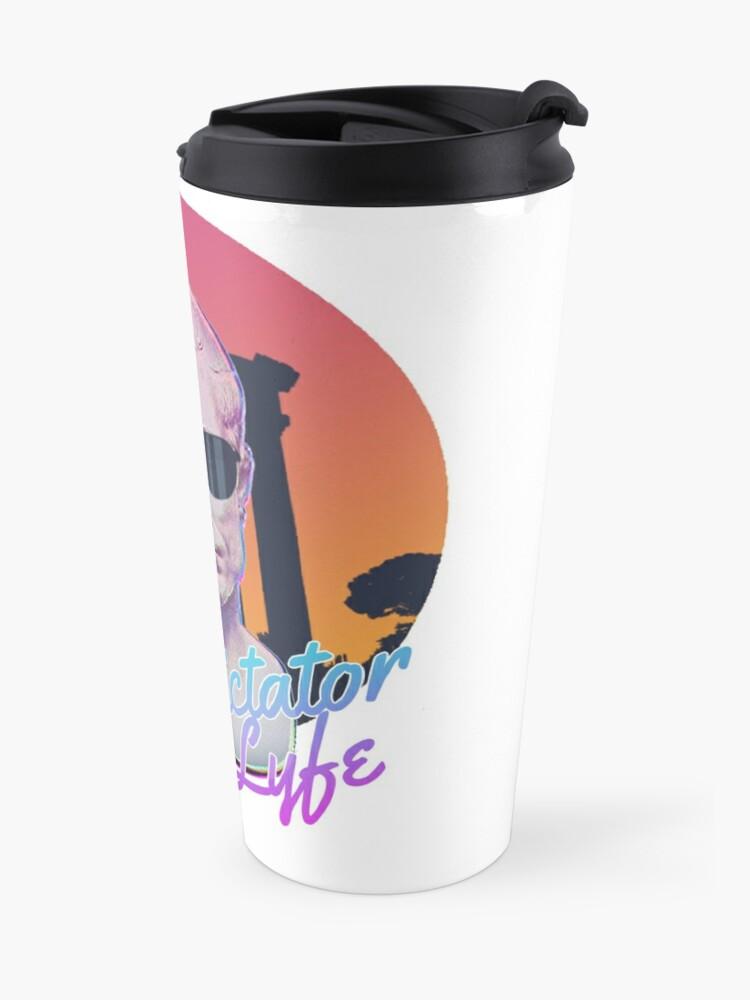 Alternate view of Dictator 4 Lyfe Travel Mug