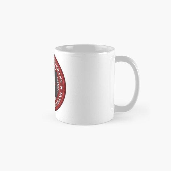Support Our Veterans: Quantrill Design 2 Classic Mug