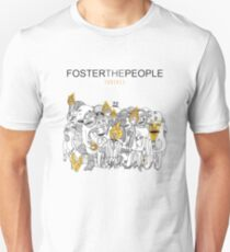 Foster the People - Torches Album Cover T-Shirt
