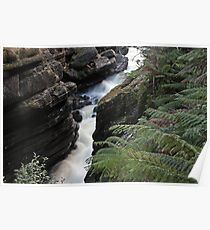 Leven Canyon Poster