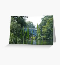 Riverside Greeting Card