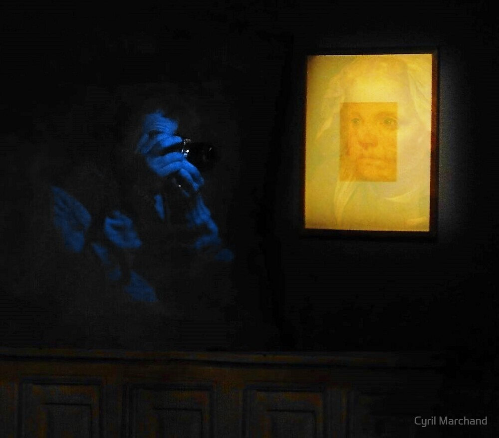 Ghosts take pictures ! by Cyril Marchand