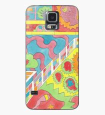 The Future Past Case/Skin for Samsung Galaxy