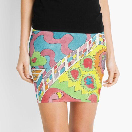 The Future Past Mini Skirt