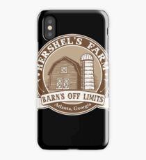 Hershel's Farm iPhone Case