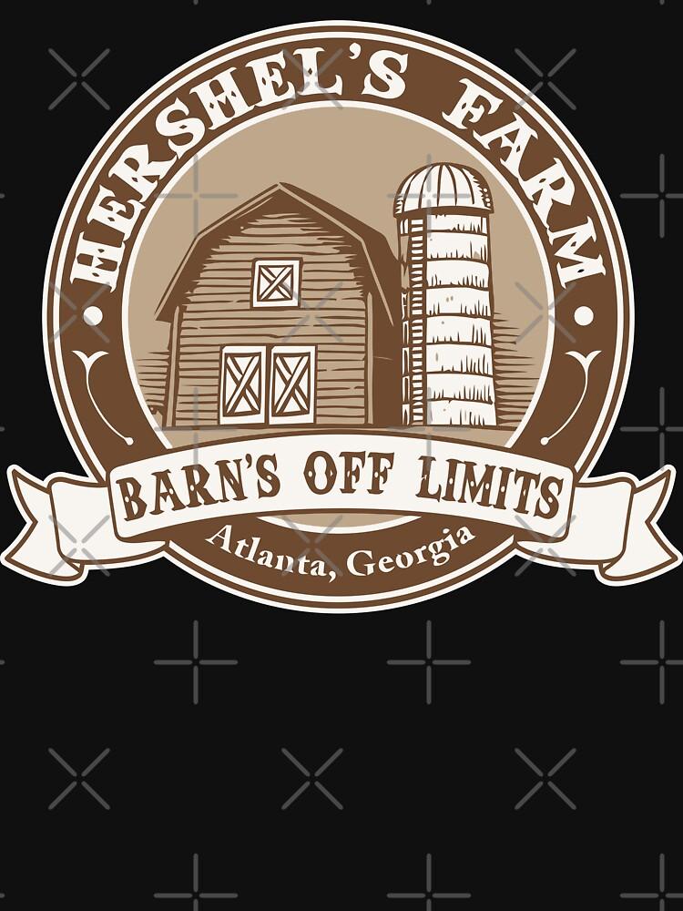 Hershel's Farm   Unisex T-Shirt