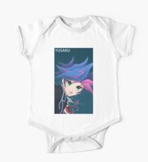 Yu-Gi-Oh Vrains Yusaku and Ai One Piece - Short Sleeve