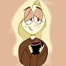 Amy Needs Coffee by shaytastic
