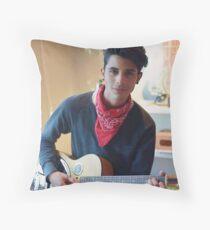 erick | bandana Throw Pillow
