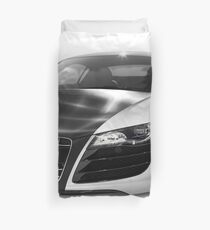 Audi Quattro R8 Turbo sports car art photo print Duvet Cover