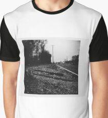 Railroad Graphic T-Shirt