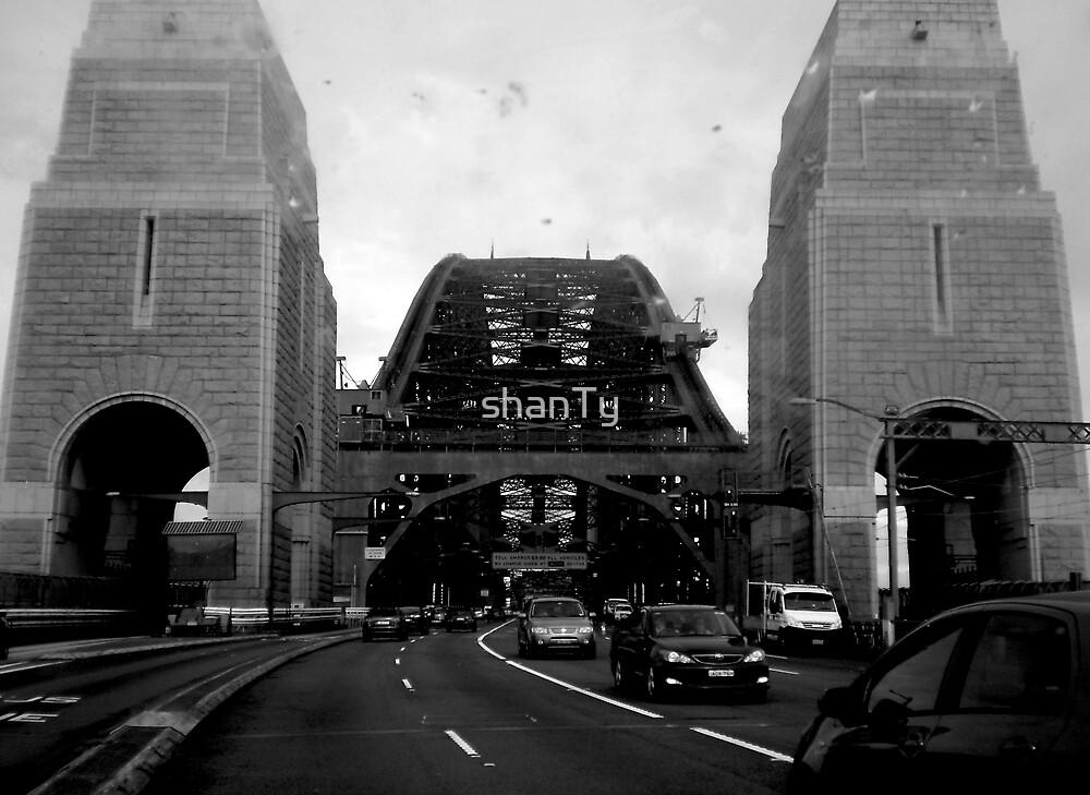 sydney harbour bridge by shanTy