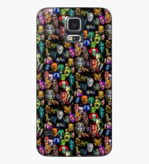 horror collection print mini Case/Skin for Samsung Galaxy