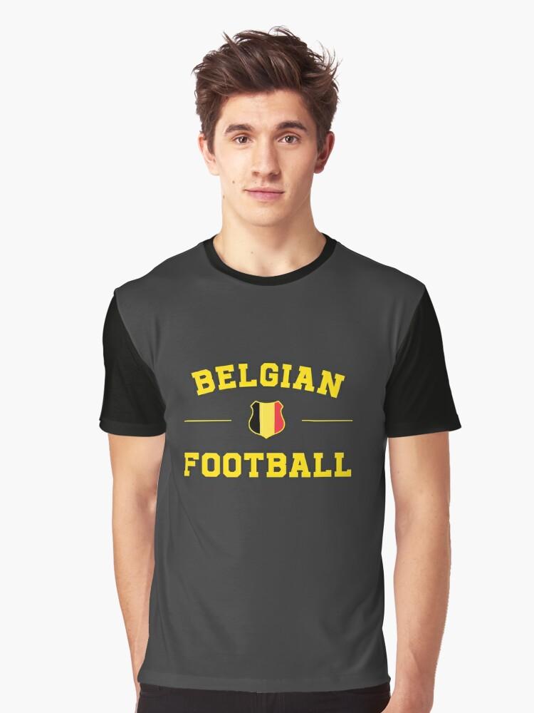 cb3c4c0affc Belgium Football Shirt - Belgium Soccer Jersey