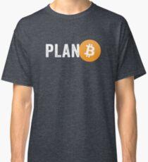 Camiseta clásica Plan B