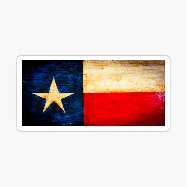 Texas Sticker