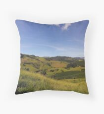 Brazil Country Side. Beautiful Throw Pillow