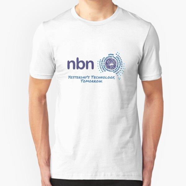 NBN Slim Fit T-Shirt