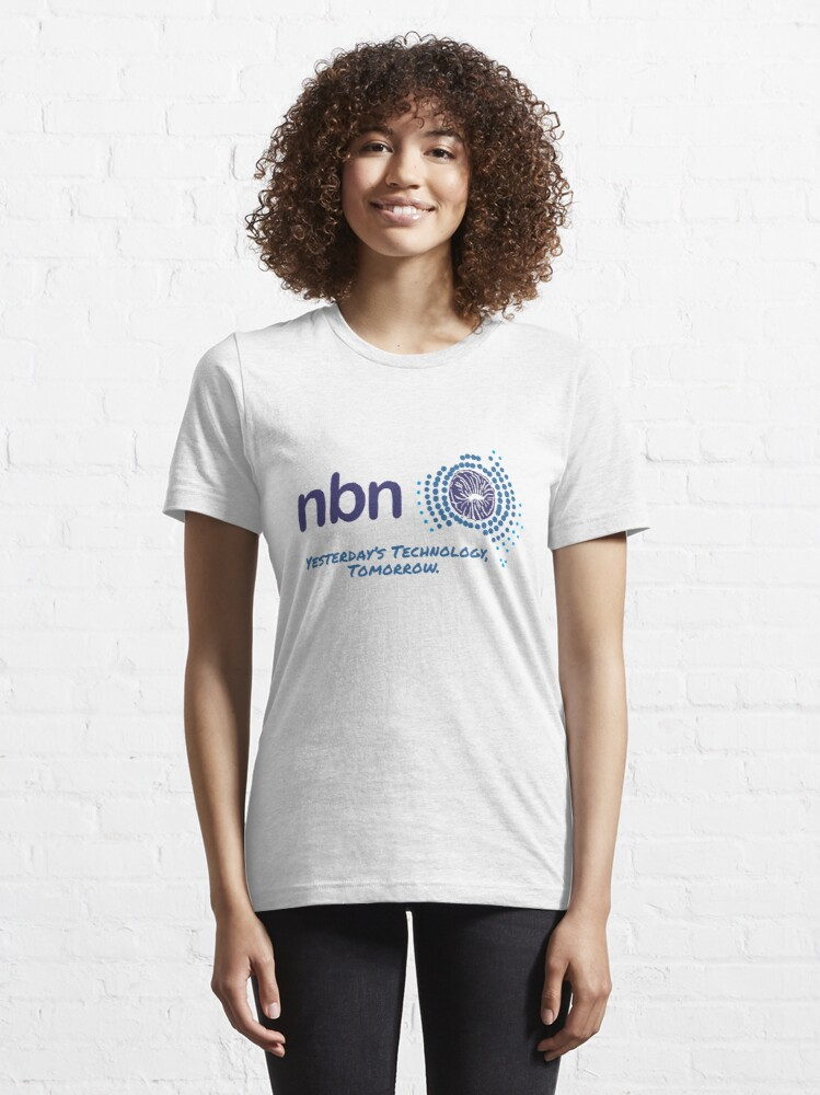 Alternate view of NBN Essential T-Shirt