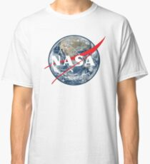NASA View of Earth Classic T-Shirt