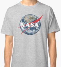 NASA View of Earth Classic T-Shirt