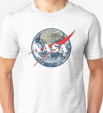 NASA View of Earth T-Shirt