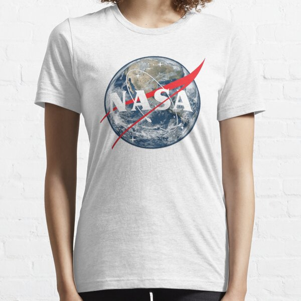 NASA View of Earth Essential T-Shirt