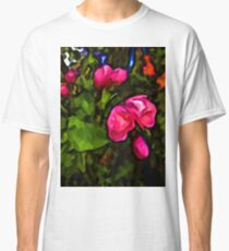 Tangle of the Pink Blossoms Classic T-Shirt