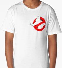 Ghostbusters Logo Long T-Shirt