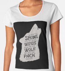 House Stark Women's Premium T-Shirt