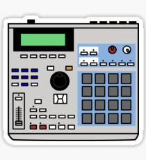 MPC Beat Pad Sticker