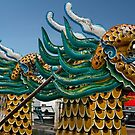 Dragon Boat by phil decocco