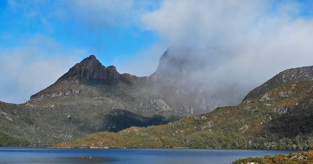 Cradle Mountain, Tasmania,  Australia by Keith Antonysen