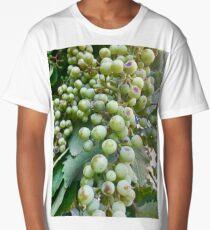 Greek grapes Long T-Shirt