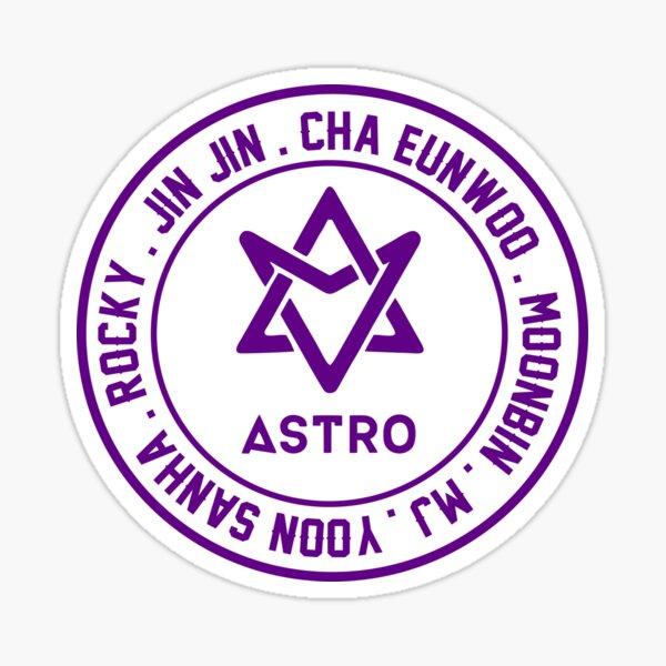 Astro Member Sticker