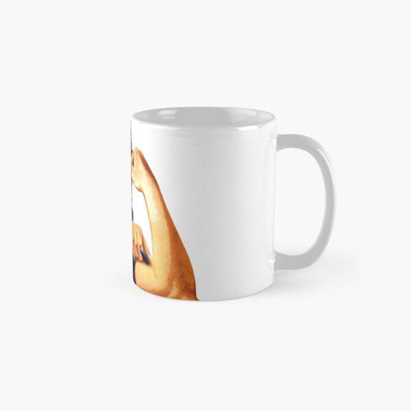 Ripley the Riveter Classic Mug