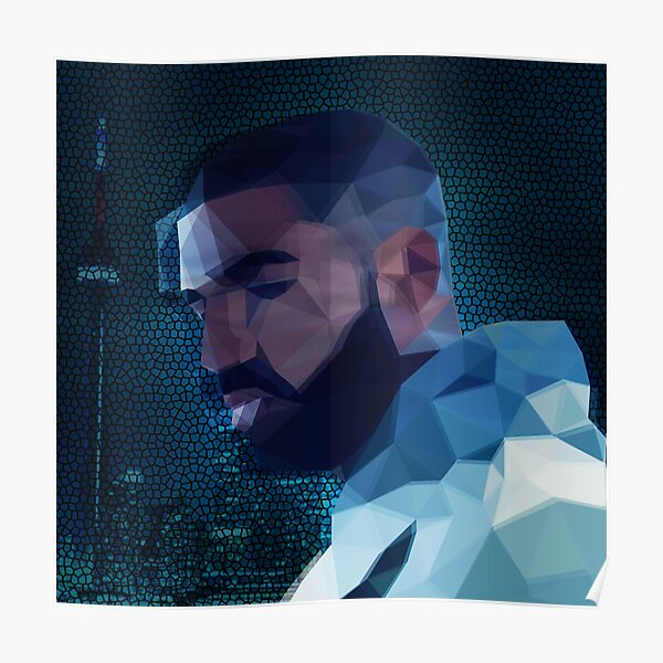 Drake Nothing Was The Same Album Hip Hop Poster 21 24x36 T456