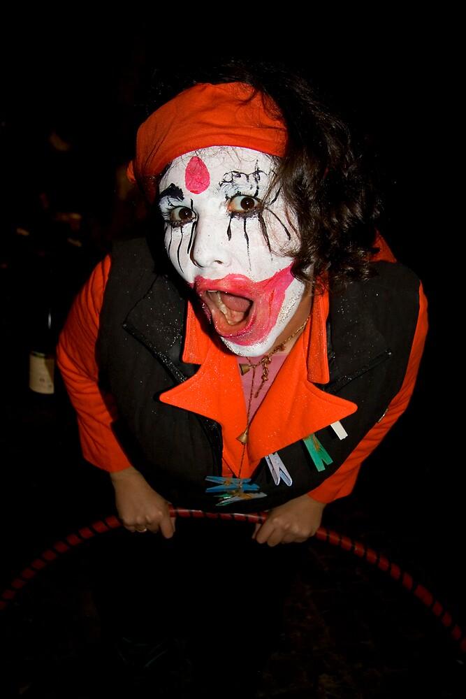 Clown by Lucia  Fernandez Muriano