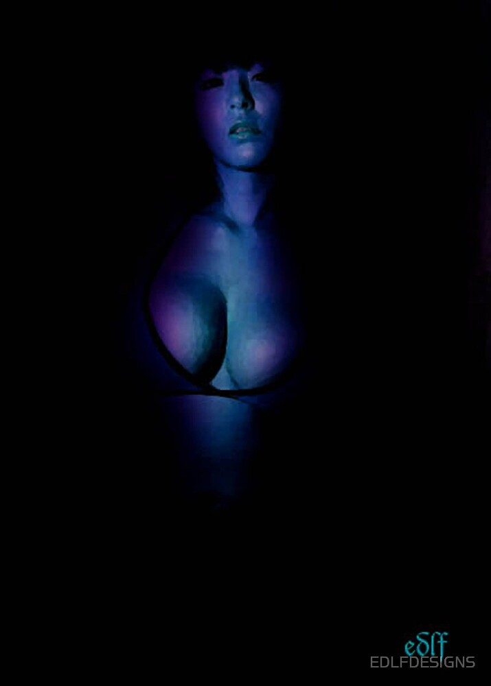 blue shadow by EDLFDESIGNS