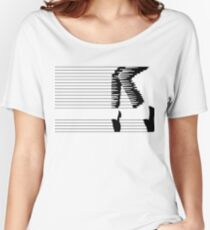 Michael Jackson T-shirts coupe relax