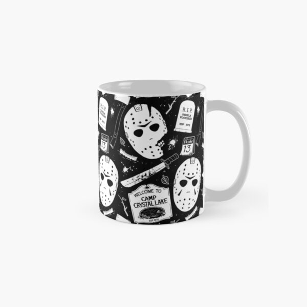 Welcome Campers! Classic Mug