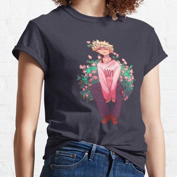 Bakugou in Pink Classic T-Shirt