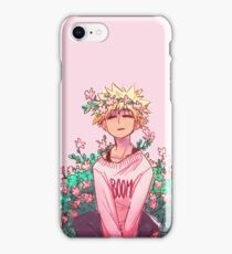 Bakugou in Pink iPhone Case/Skin