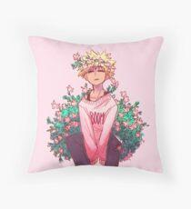 Cojín Bakugou en rosa