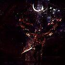 Burning Angel by Alanpearce