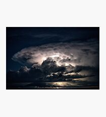 Before The Storm Photographic Print