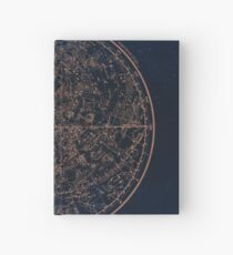 Constellations of the Northern Hemisphere Hardcover Journal