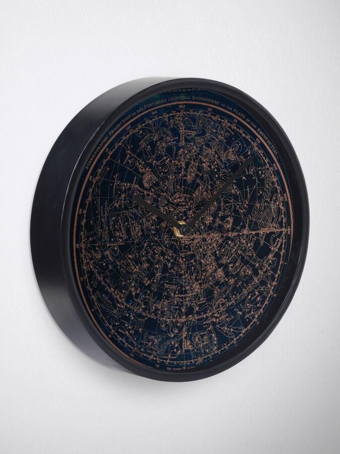Alternate view of Constellations of the Northern Hemisphere Clock